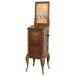 The Cail-O-Scope Oak Viewing Machine
