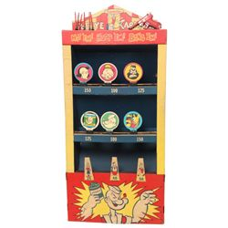 Toymaster Popeye Carnival Booth Game
