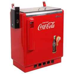 Glasco GBV-50 Coca-Cola Cooler