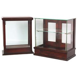 2 Store Countertop Display Cases