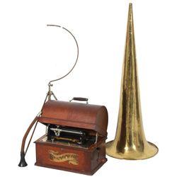 Columbia Type C Cylinder Phonograph