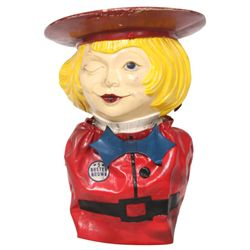 Buster Brown Balloon Blower w/ Cape