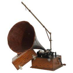"Edison Standard ""Suitcase"" Phonograph"