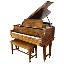 Chickering Ampico Grand Player Piano