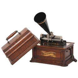 Columbia Cylinder Graphophone Phonograph