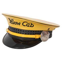 Lancaster Brand Yellow Cab Hat