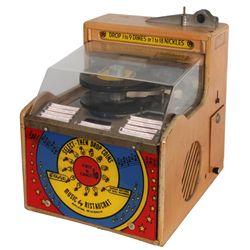 Ristaucrat Tabletop Juke Box