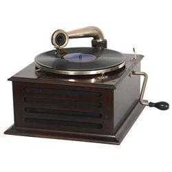 Mahogany Victor 1-1 Victrolita Phonograph