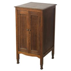Winel Gramophone Record Filing Cabinet
