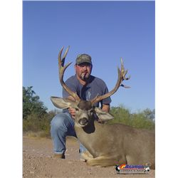 4-Day Coues Deer Hunt for One Hunter in Hermosillo, Mexico