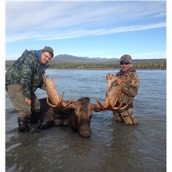 30+Day Alaskan Grand Slam Big Game Hunt for One Hunter