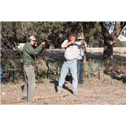 Two Hunters for SAAM™ Precision & Safari Hunt Combo - Includes Trophy Fee Credit Per Hunter