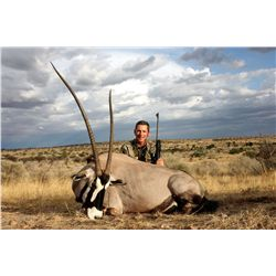 5-Day Plains Game Hunt for Two Hunters in Namibia - Includes Trophy Fee and Taxidermy Credit