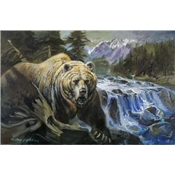 Collection of Wildlife Prints by Artist, Lorenzo Ghiglieri