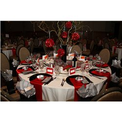 2015 Premier Ladies Luncheon Table