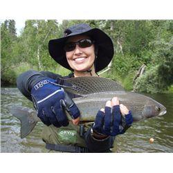 7-Day Alaskan Sport-Fishing Adventure for One Angler