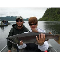 4-Day Fishing Adventure for Two Anglers in Alaska