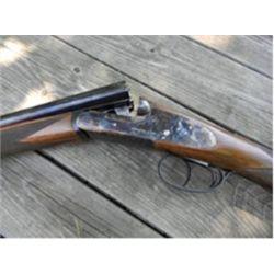 Arrieta Ulander Double Barrel Shotgun