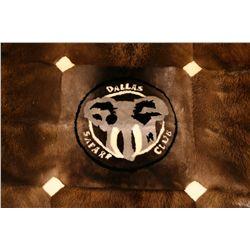 Handmade Beaver Blanket With DSC Logo