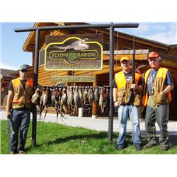 3-Day Cast and Blast for Two Hunters In Idaho
