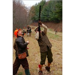 2-Day Wingshooting Adventure for Two Hunters in Virginia