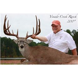 3-Day Trophy Whitetail Deer Hunt for One Hunter and One Non-Hunter in Texas - Includes Trophy Fee