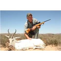 8-Day Plains Game Hunt for One Hunter and One Non-Hunter in South Africa - Includes Trophy Fees