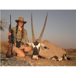 10-Day Plains Game Hunt for One Hunter and One Observer in Namibia - Includes Trophy Fee Credit, Tax