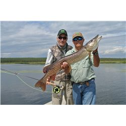 4-Day Fishing Trip for Two Anglers in Saskatoon, Canada