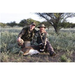 6-1/2 Day Blackbuck Antelope Hunt for Four Hunters in Argentina - Includes Trophy Fees