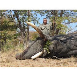 14-Day Trophy Elephant Hunt for One Hunter and One Non-Hunter in Caprivi, Namibia - Includes Trophy