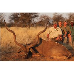 7-Day Plains Game Hunt for Two Hunters in South Africa - Includes Trophy Fees