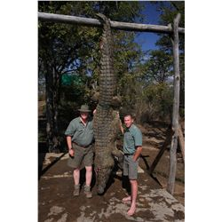 9-Day Crocodile and Tiger Fishing Safari Adventure for One Hunter and One Non-Hunter in Zimbabwe - I