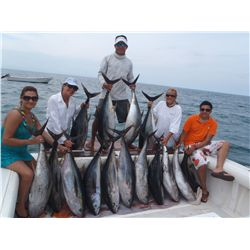 3-Day/4-Night All-Inclusive Fishing Adventure for Four Anglers in Panama