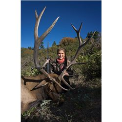 5-Day Elk Hunt for One Hunter in New Mexico