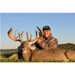 4-Day Whitetail Deer Hunt for Two Hunters and Two Non-Hunters in Ohio - Includes Trophy Fees