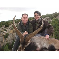 7-Day Beceite Ibex and Southwestern Ibex Hunt for One Hunter and One Non-Hunter in Spain - Includes