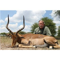 5-Day Plains Game Hunt for 2 or 4 Hunters in S Africa - Includes Trophy Fees & Taxidermy Cred
