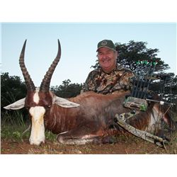 10-Day Plains Game Hunt for 2 Hunters & 2 Non-Hunters in South Africa - Includes Trophy Fees