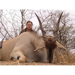 10-Day Plains Game Hunt for 2 Hunters & 2 Non-Hunters in South Africa - Includes Trophy Fee C