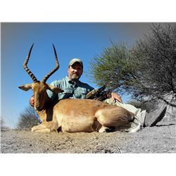5-Day Plains Game Hunt for Two Hunters in South Africa - Includes Trophy Fees