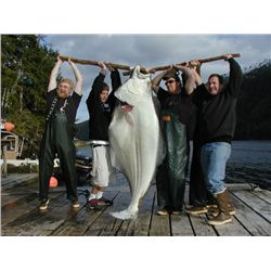 5-1/2 Day Fishing Trip for One Angler in Alaska