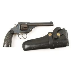 Iver Johnson Mdl Top Break Cal .38 SN:27098