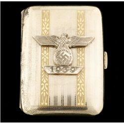 German World War II 1st Class Clasp