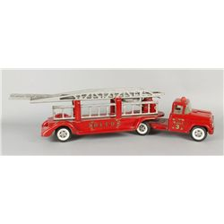 Vintage BLFD Fire Truck
