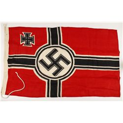 German World War II Military Combat Battle Flag