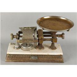 Vintage Micrometer scale