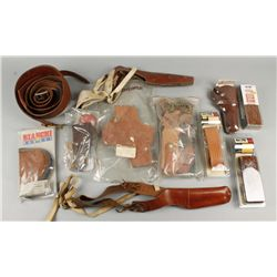Leather Bonanza Lot