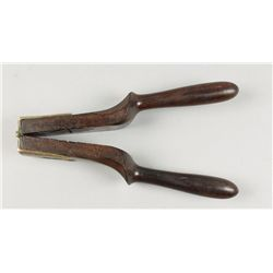 Antique Rosewood Lemon Squeezer