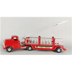 Vintage Buddy L Fire Truck Toy